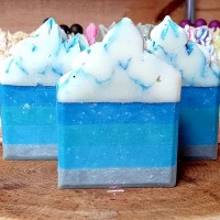 Icicle Soap